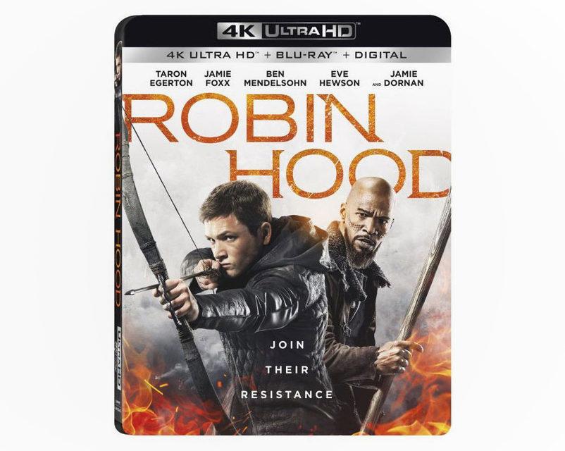 «Робин Гуд» станет первым UHD Blu-ray релизом с Dolby Vision и HDR10+