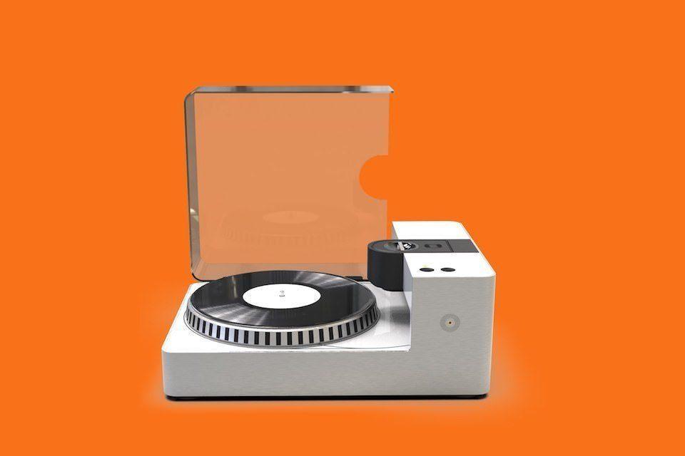 Phonocut: машинка для нарезки винила в домашних условиях