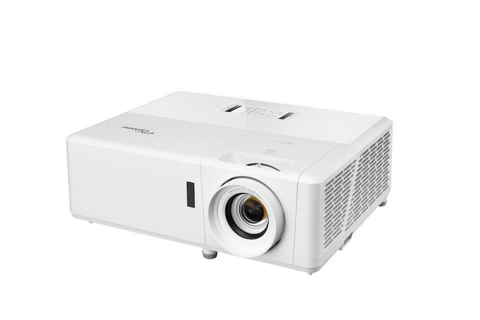 Optoma представила лазерный короткофокусный проектор ZH403 для бизнеса и образования
