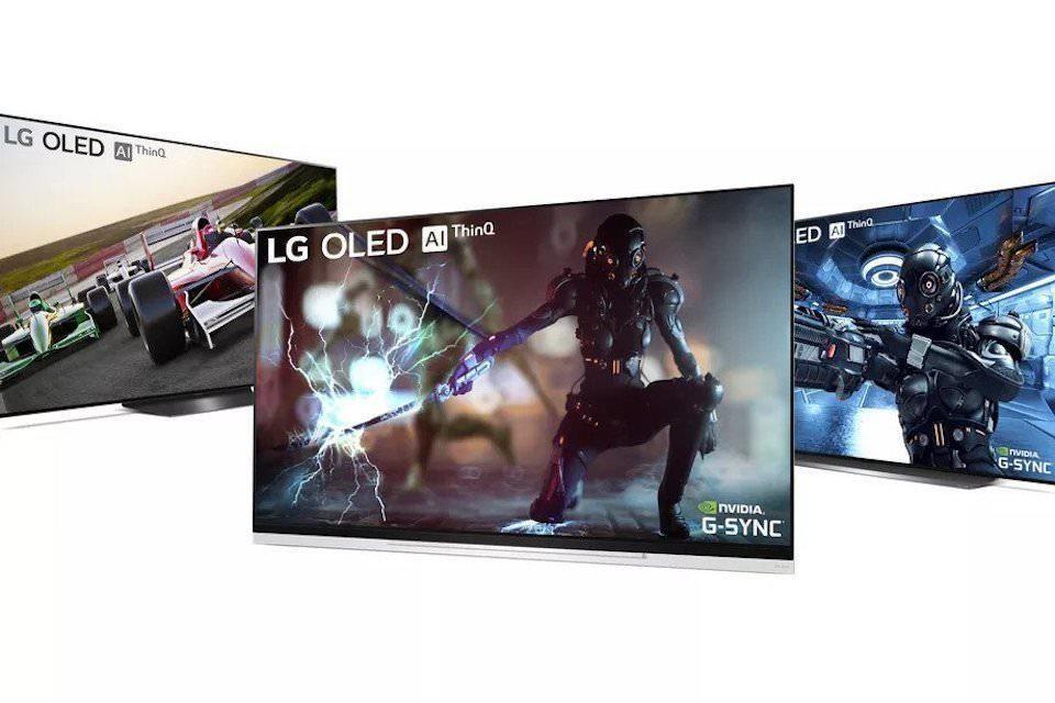 Для OLED-телевизоров LG стала доступна синхронизация G-Sync от Nvidia