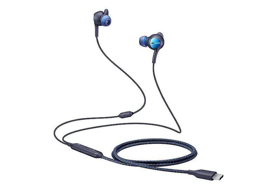 Samsung ANC Type-C Earphones: проводные наушники для мобильных устройств с активным шумодавом