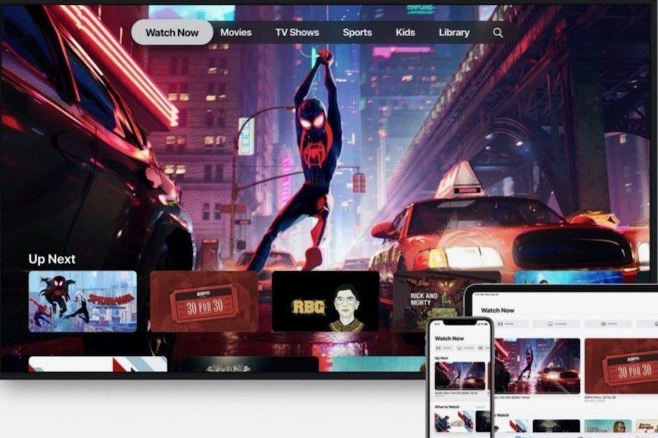 Приложение Apple TV начало работать на телевизорах Sony