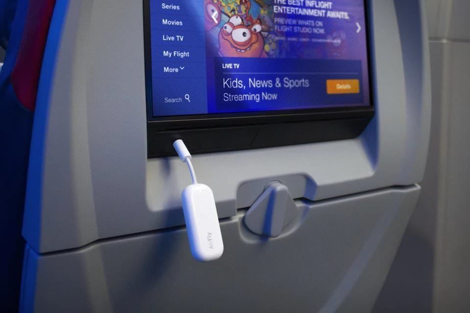 AirFly Pro: Bluetooth-приемопередатчик для AirPods Pro