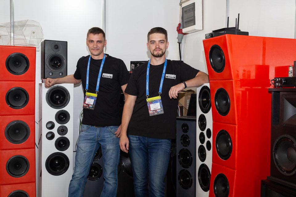 РосХайЭнд 2019: усилитель и акустика от Solov'ev Sound System
