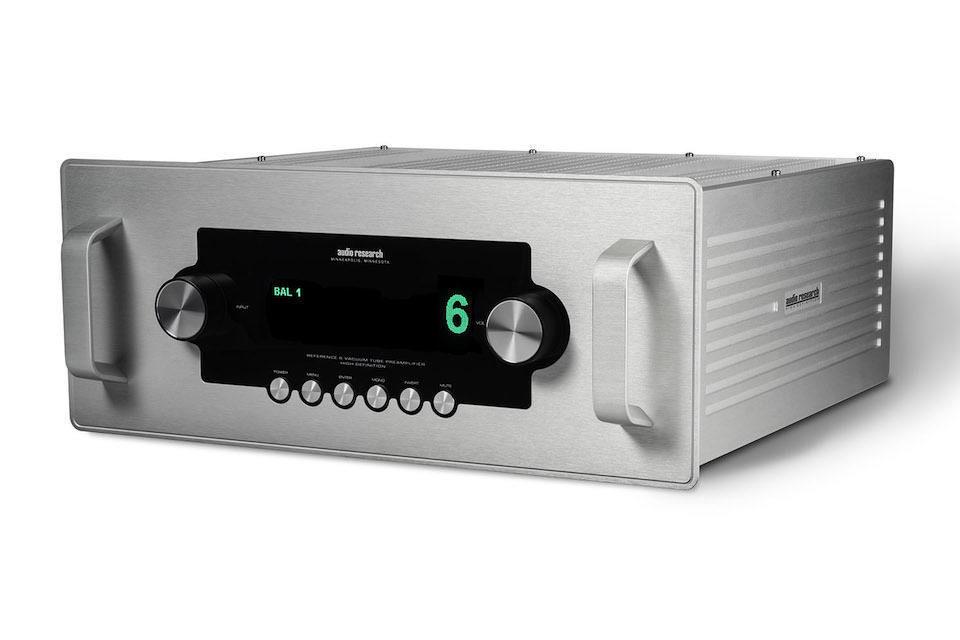 Audio Research предоставит возможность модернизировать ламповый преамп Reference 6 до версии REF6SE