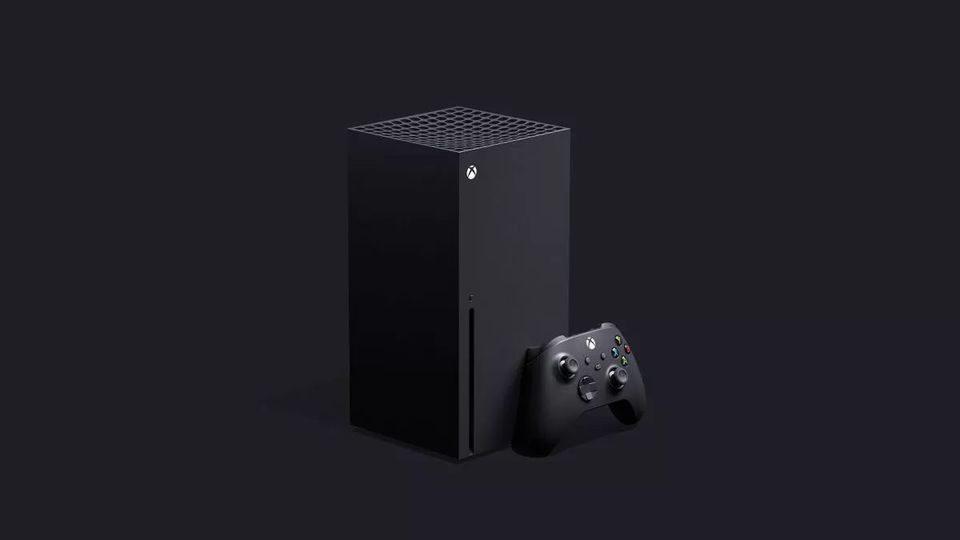 Microsoft показала консоль нового поколения Xbox Series X