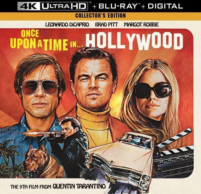 «Однажды... в Голливуде» доступен на Blu-ray в 4K и выйдет в коллекционном варианте с виниловой пластинкой