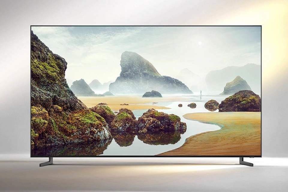 Продажи телевизоров Samsung QLED по прогнозам достигнут 10 млн единиц в 2020 году