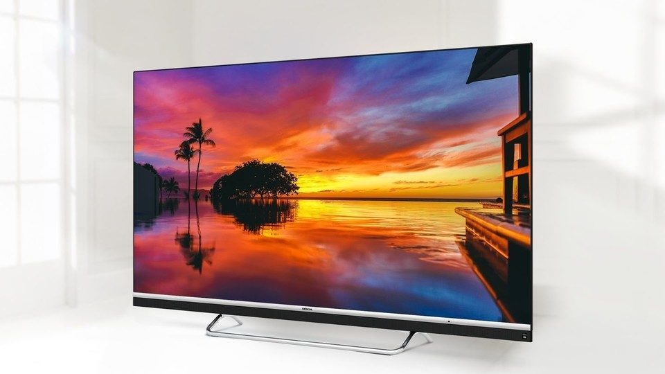 На рынке Индии появятся телевизоры Nokia