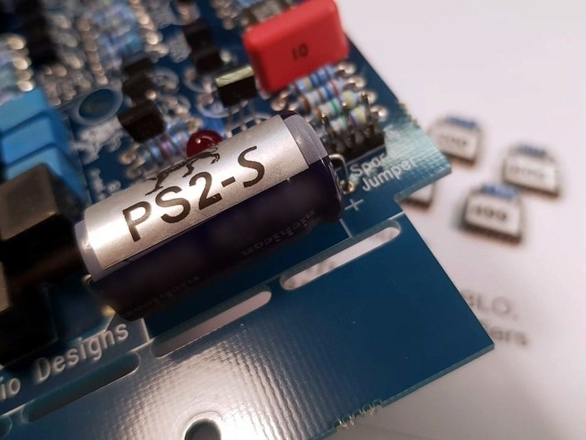 Gryphon обновила модуль фонокорректора для предусилителей и интегральников до версии PS2-S