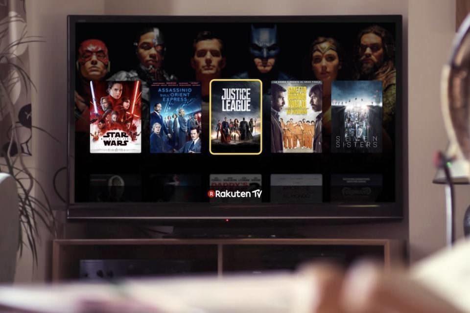 Rakuten TV теперь работает в 40 странах  и предлагает контент в 4K Dolby Vision и Dolby Atmos