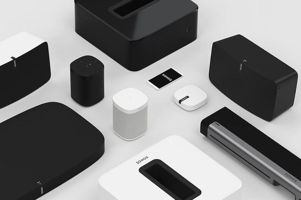 Обладатели систем Sonos получили доступ к сервису Qobuz