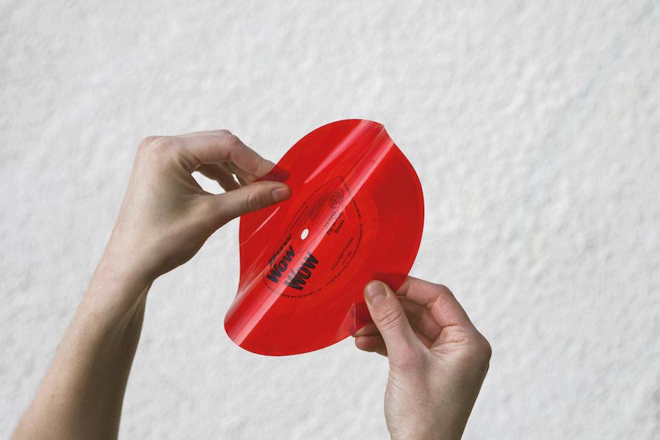 Джонни Транк выпустил книгу о флекси-дисках