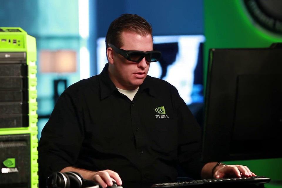 Nvidia прекратит поддержку 3D Vision в апреле