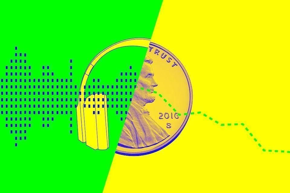 Статистика: стриминг принес почти половину прибыли музыкальной индустрии в 2018 году