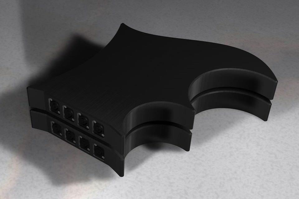 Андреа Пиветта представил усилитель Oltre, способный к работе в четырех-, двух- и одноканальном варианте