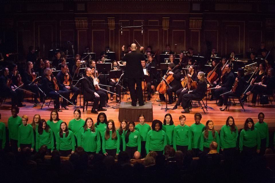 Бостонский оркестр Boston Modern Orchestra Project запустил собственное онлайн-радио