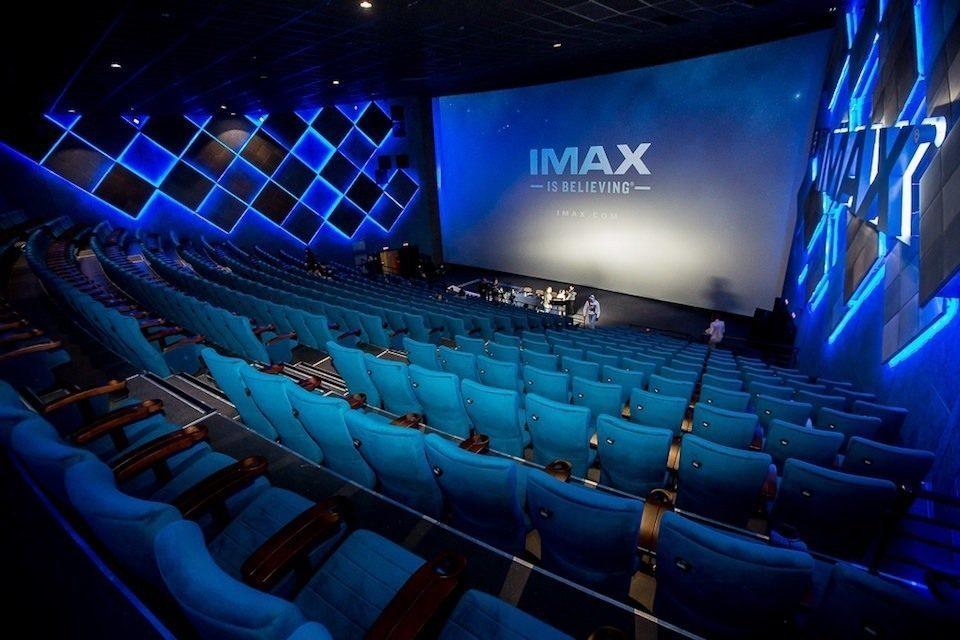 IMAX получил собственную страницу на КиноПоиске