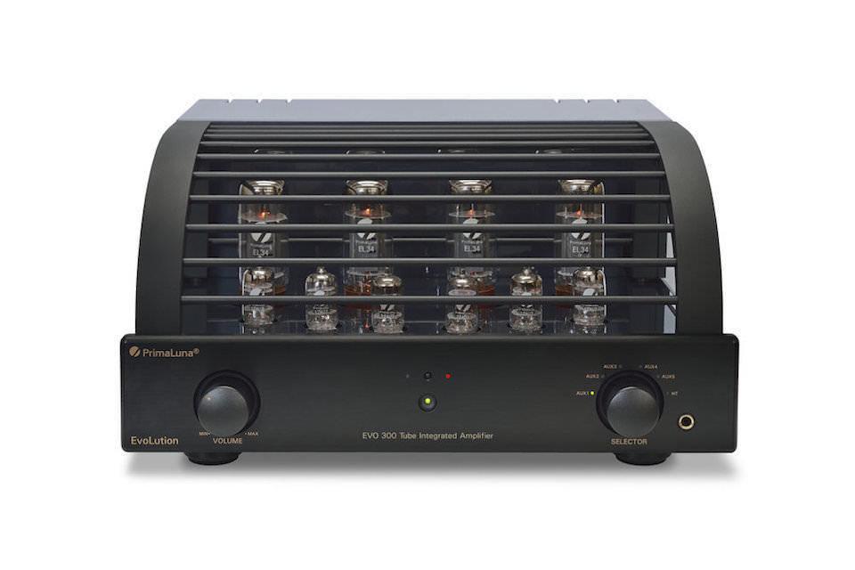 Интегрированный усилитель PrimaLuna EVO 300: адаптивная схема смещения AutoBias и защита компонентов