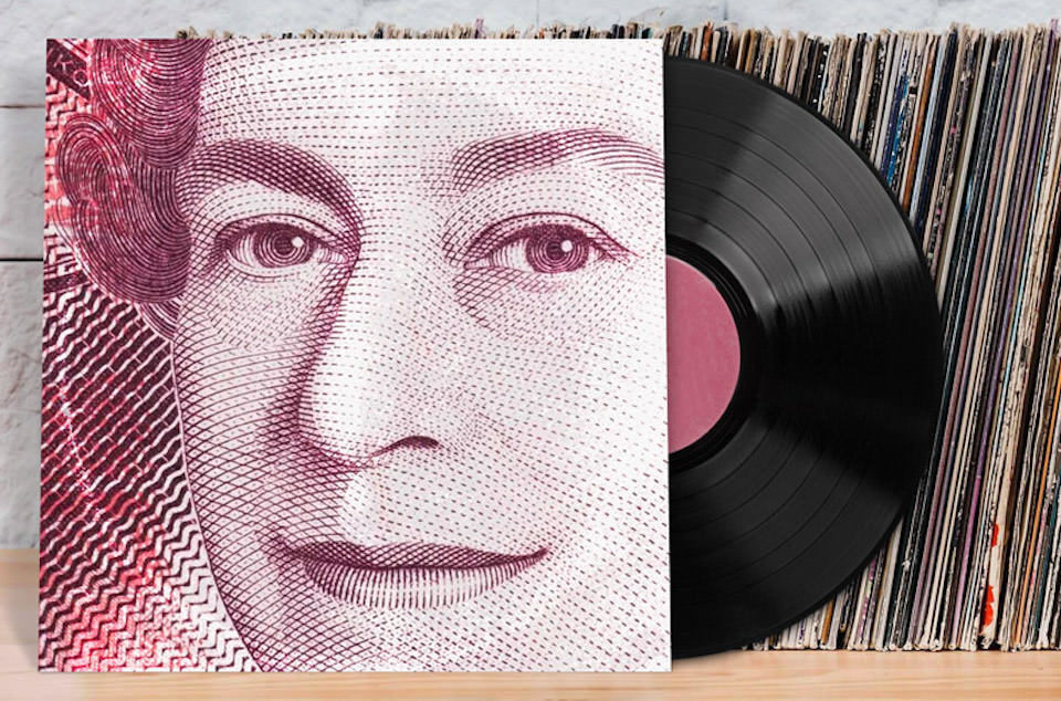 Discogs опубликовала статистику по сотне самых дорогих пластинок в Италии, Англии и США