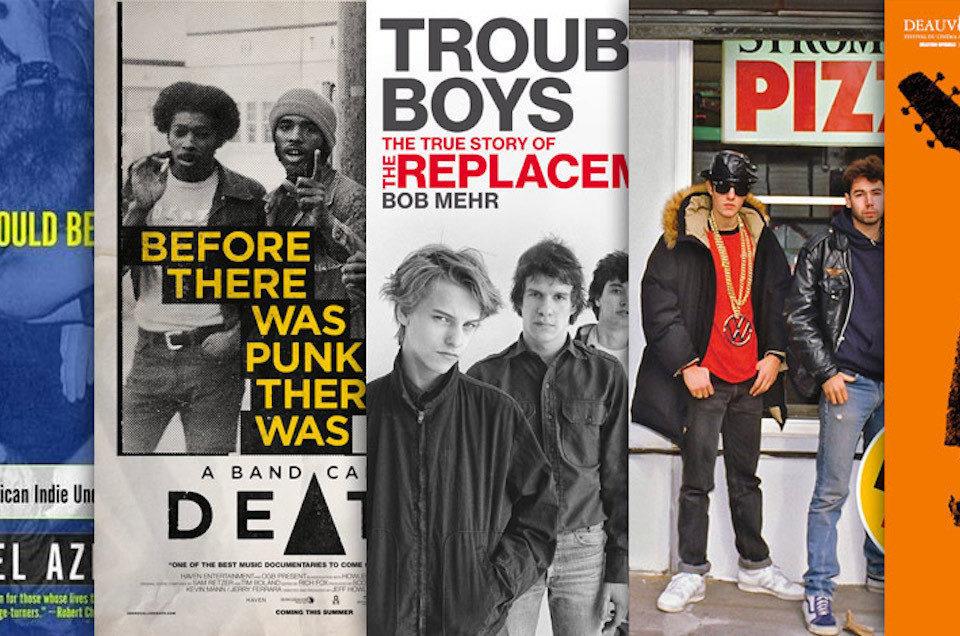 Discogs добавил информацию о книгах, постерах и фильмах с музыкантами