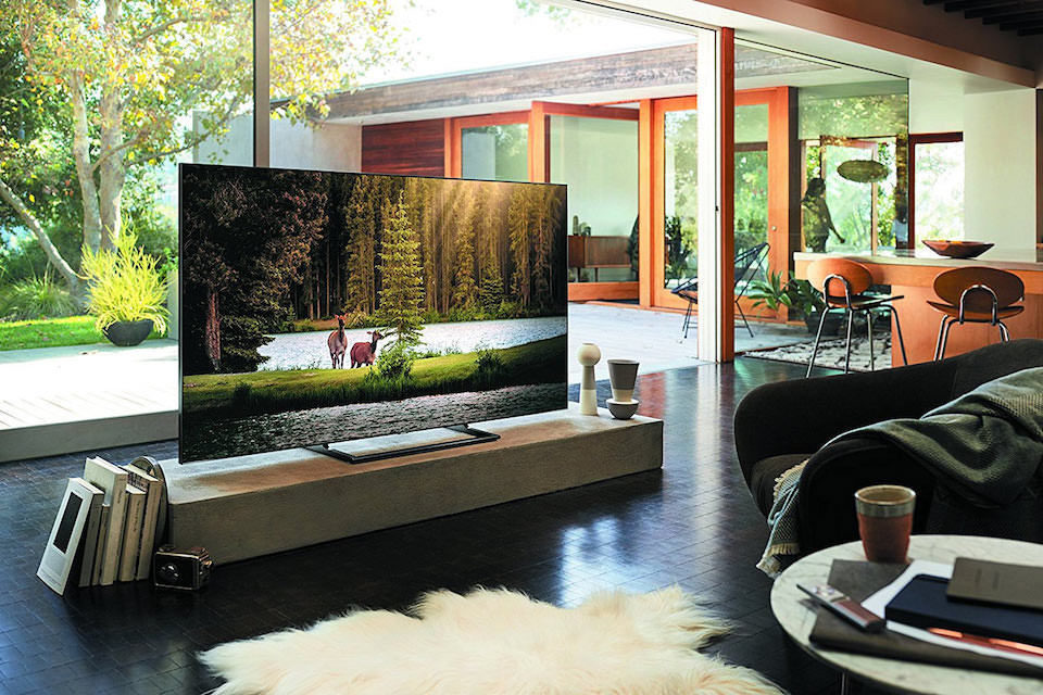 Статистика: в Северной Америке 65-дюймовые телевизоры стали самым популярным вариантом для гостиной