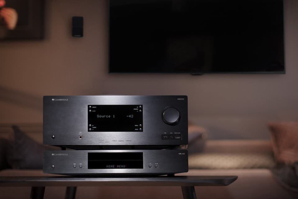 UHD Blu-ray-плеер Cambridge Audio CXUHD получил поддержку HDR10+ и версии Dolby Vision для телевизоров Sony