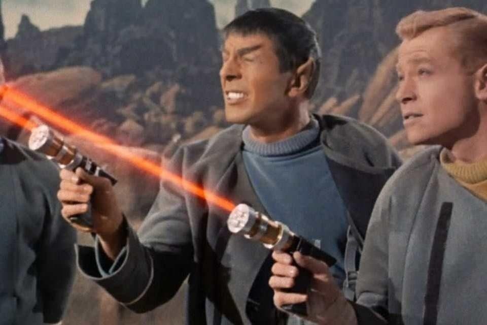Исследование: делают ли лазеры «пиу-пиу»?