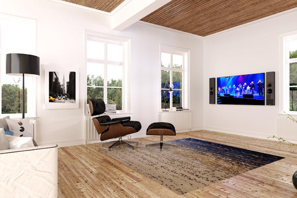 Акустика Audio Physic Classic On-Wall 2 в корпусах из закаленного стекла появилась на российском рынке