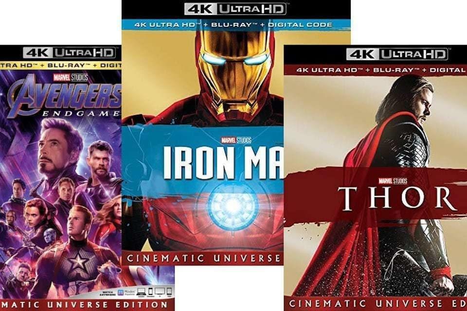 Популярные фильмы Disney и мультфильмы Pixar появятся в 4К на UHD Blu-ray