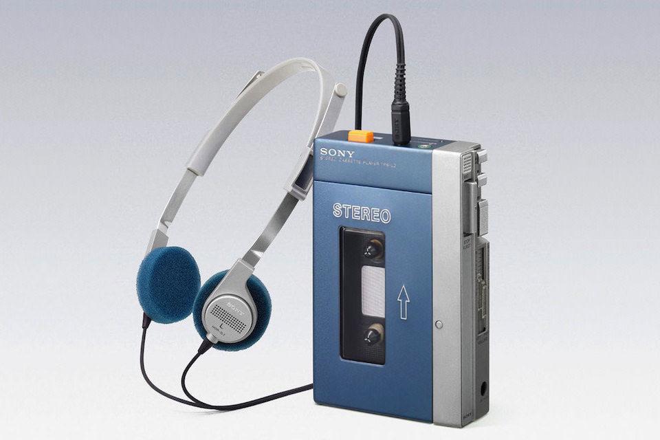 Слухи: Sony разрабатывает новый Walkman