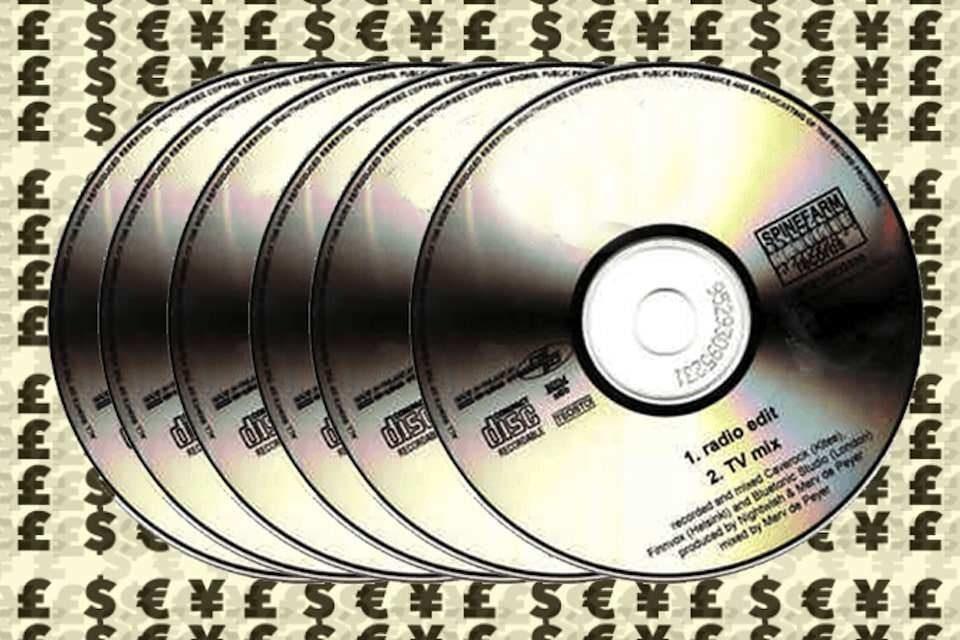 Discogs опубликовал в своем блоге Топ-100 самых дорогих проданных CD-дисков в истории платформы