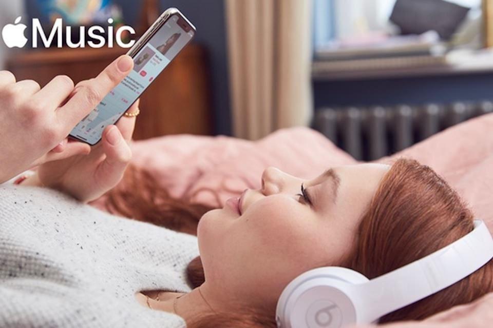 В Apple Music продлили пробный бесплатный период до четырех месяцев