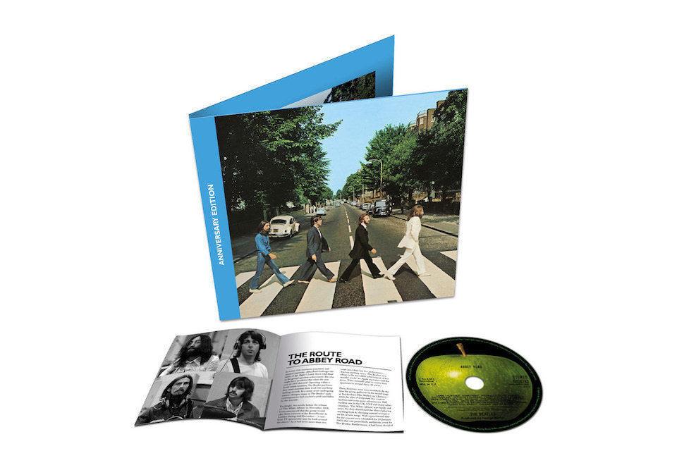 К своему полувековому юбилею будет пересведен и переиздан альбом The Beatles «Abbey Road»