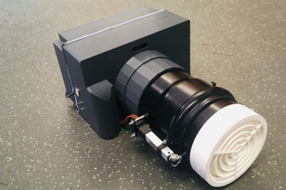 Ученые из Сассекса представили первый в мире звуковой проектор