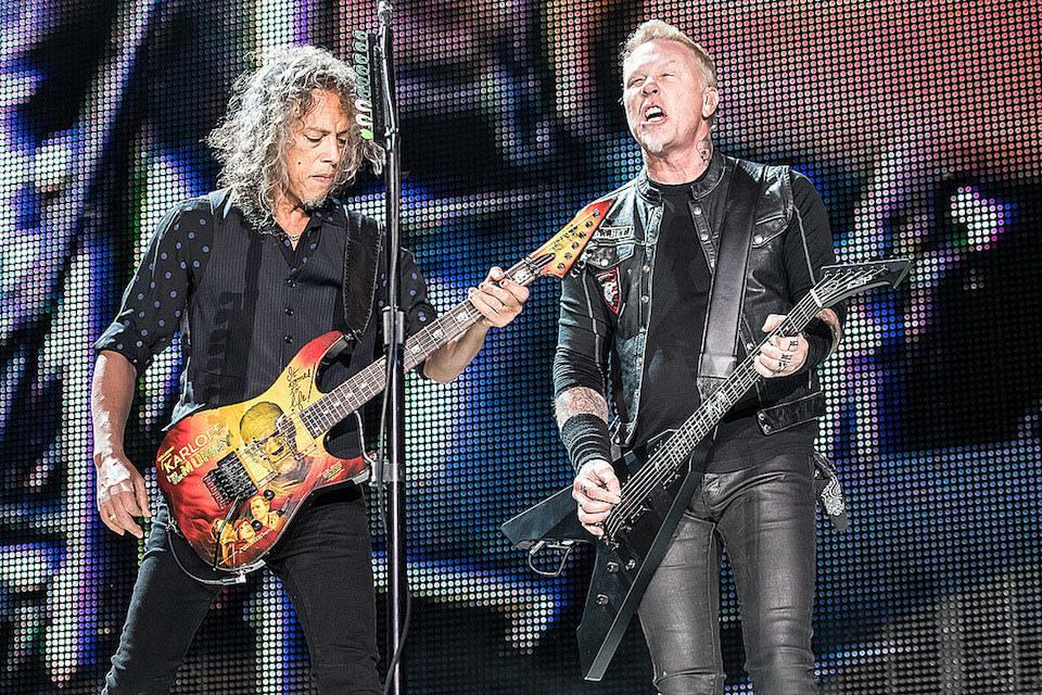 Концерт группы Metallica с симфоническим оркестром покажут на больших экранах по всему миру