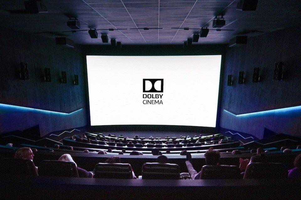 В России откроется первый кинозал формата Dolby Cinema