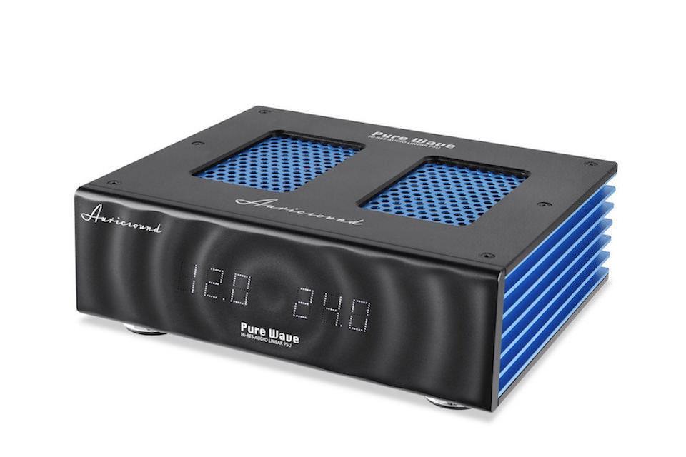 Компания AuricSound предложила линейные источники питания для аудиоаппаратуры Pure Wave LPS-P100