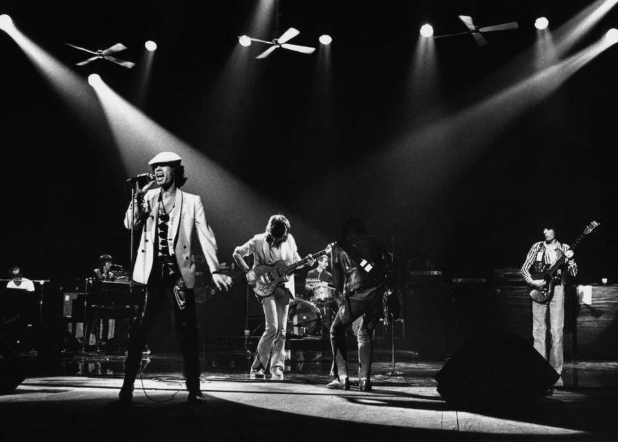 Целые сутки 31 декабря на YouTube были доступны редкие записи The Rolling Stones