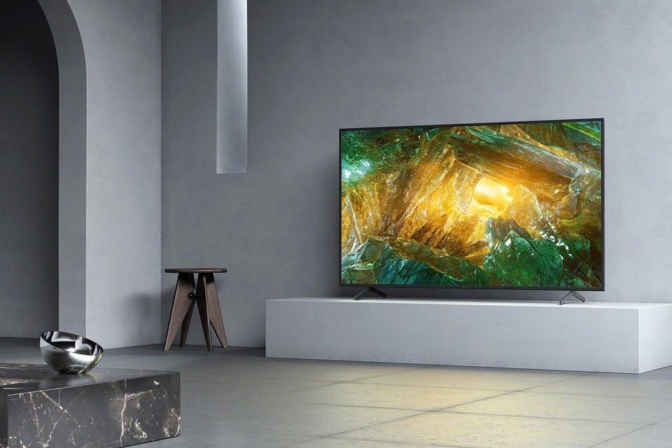 Sony обновила линейки OLED-телевизоров и ЖК-моделей с прямой подсветкой
