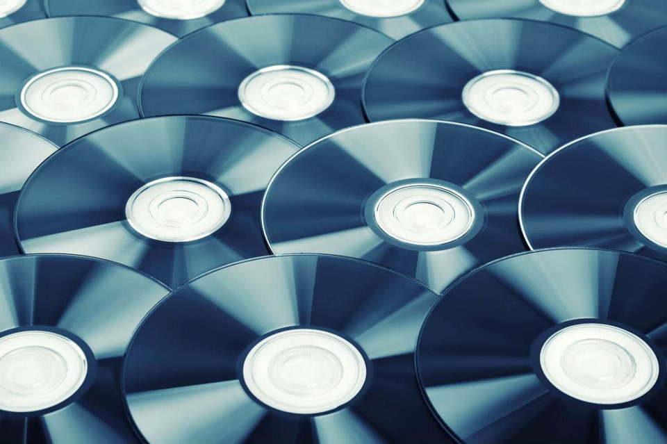Статистика: в прошлом году в Великобритании выросли продажи Blu-ray-дисков