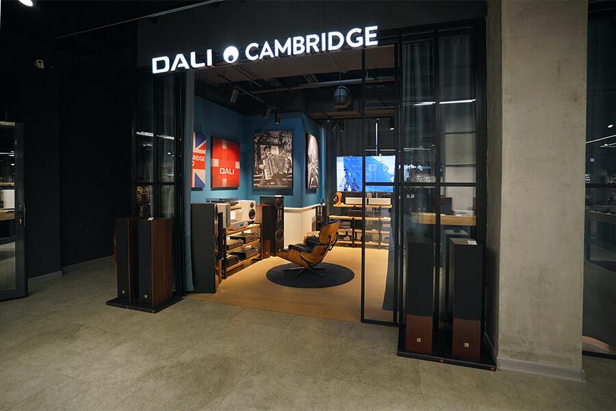 В салоне Doctorhead 15 октября пройдет презентация комнаты DALI и Cambridge Audio