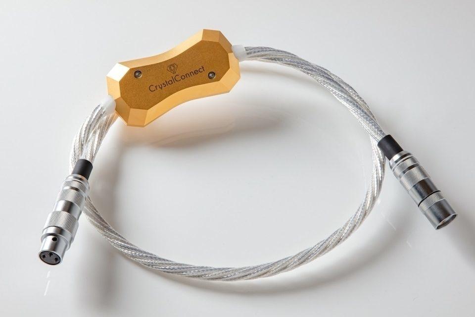 Кабели CrystalConnect Art с проводниками Infinite Crystal Silver назвали в честь великих художников