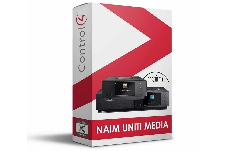 Обновлен драйвер Naim Uniti Media с интеграцией Control4