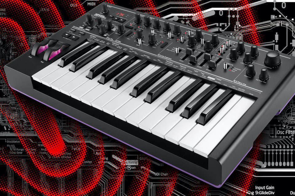 Novation и музыкант Aphex Twin выпустили подписной синтезатор AFX Station