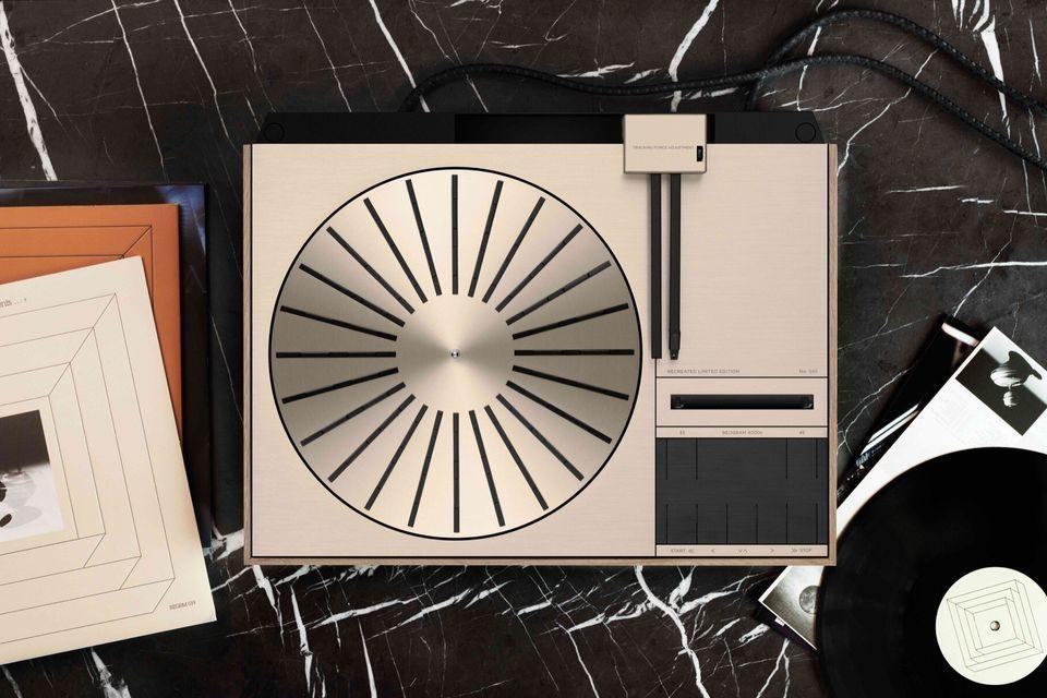 Обновленный проигрыватель винила Bang & Olufsen Beogram 4000c выйдет тиражом в 95 штук