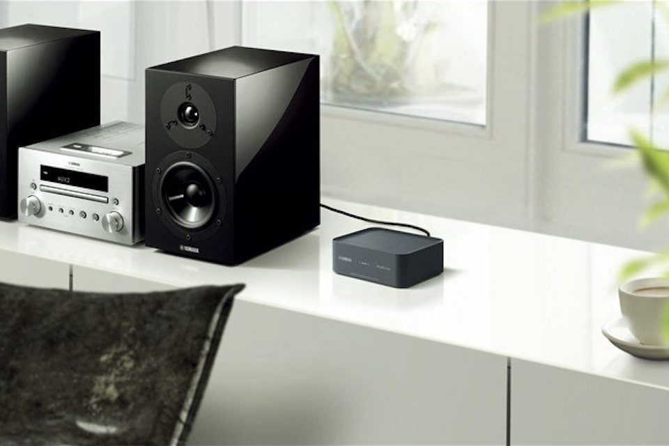 Yamaha WXAD-10: беспроводной стриминговый адаптер с MusicCast, Airplay и Bluetooth