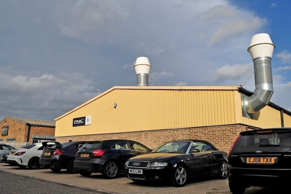 PMC открыла еще один завод в Великобритании