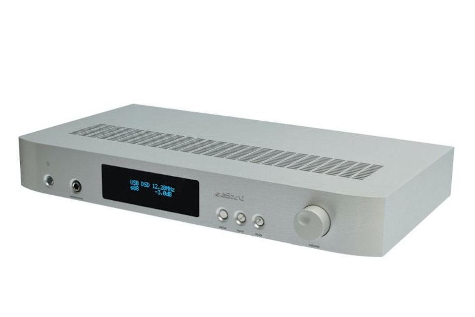 ЦАП/сетевой плеер exaSound s88: восемь каналов, усилитель для наушников и цифровой регулятор громкости
