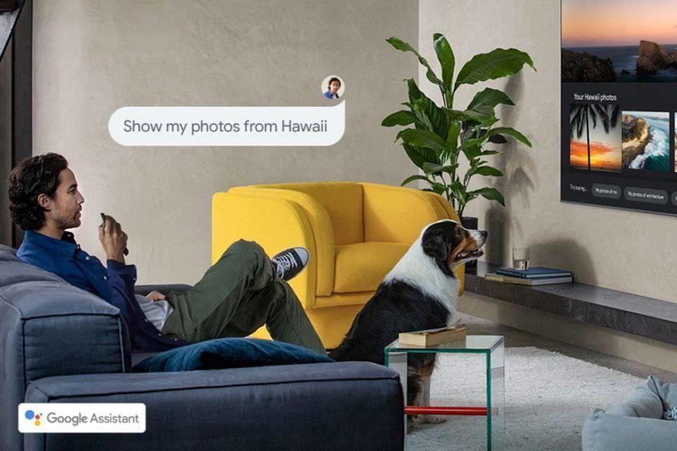 В телевизорах Samsung появится встроенная поддержка Google Assistant